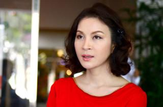MC Thanh Mai  -Ảnh: Thanh Tùng